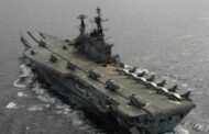 INS Viraat: Indian Navy's Majestic Ship Sets Sail for the Last Time, to Reach Alang for Dismantling in Two Days