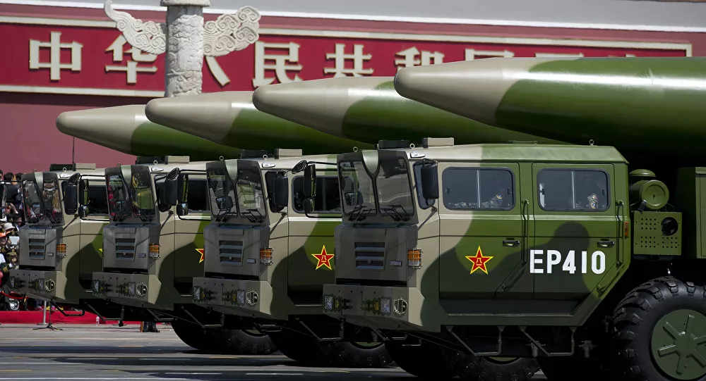 Beijing Rejects US Report That China is Expected to Double Nuclear Warheads as 'Biased'