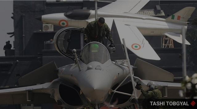 Indian Air Force team in France to make preparations to induct more Rafale jets