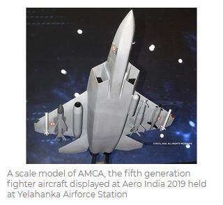 India looks at a tight deadline to develop next generation fighter jets