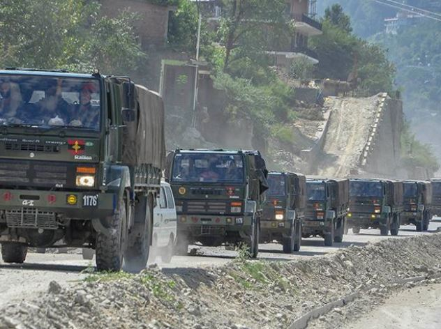 Army commanders to deliberate on border row with China at 4-day conference