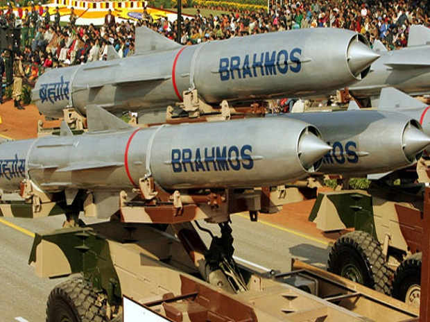 IAF Test-Fires Air Launched Version of BrahMos Supersonic Cruise Missile