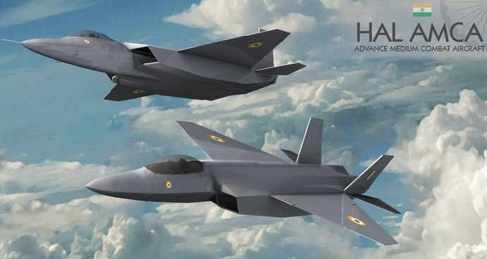Atmanirbhar Bharat: Indigenously Built 5th Generation Fighter Aircraft to be Included in Air Force by 2029