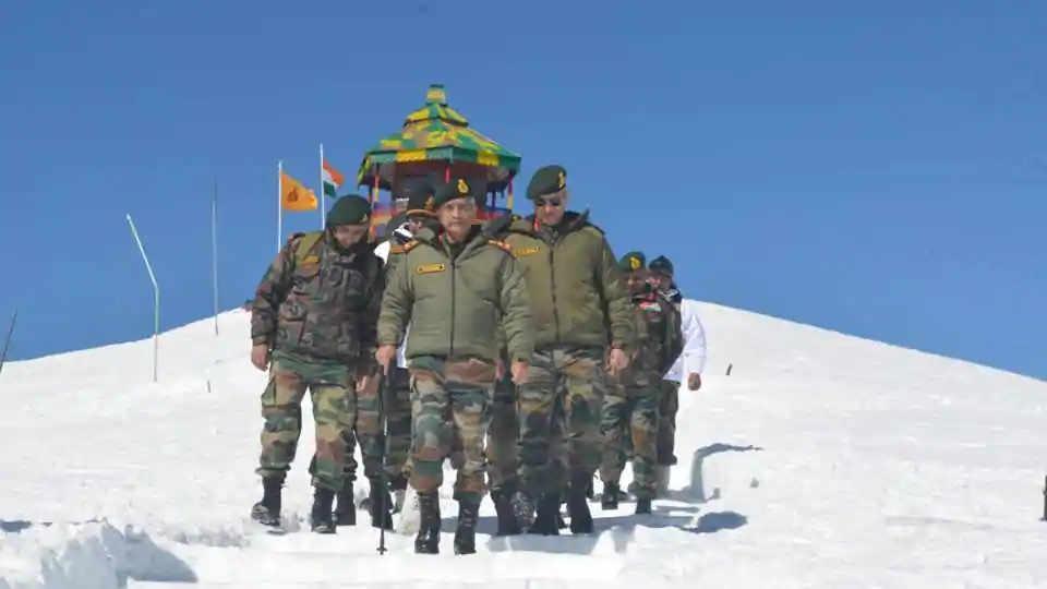 China's PLA Complicates Troop Disengagement Over Ladakh. It has a Condition