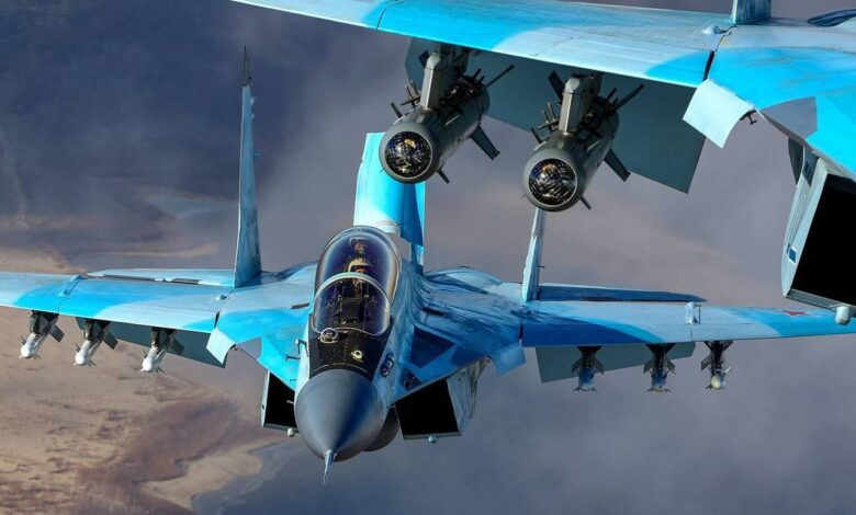 IAF Set to Place Orders for 21 MiG-29 Jets from Russia by Dec to Shore Up Aircraft Strength