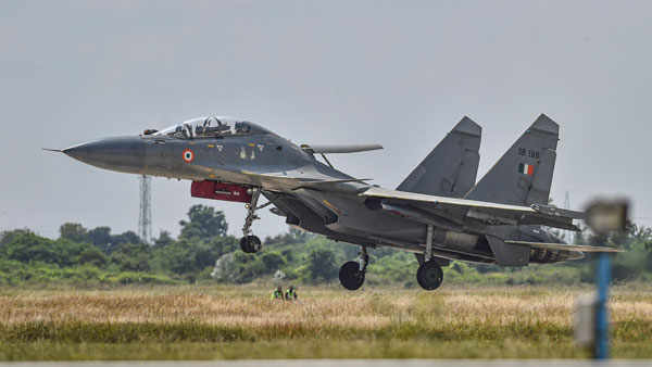 Indian Air Force Day 2020: A look at IAF's Mighty Fighter Jet Fleet