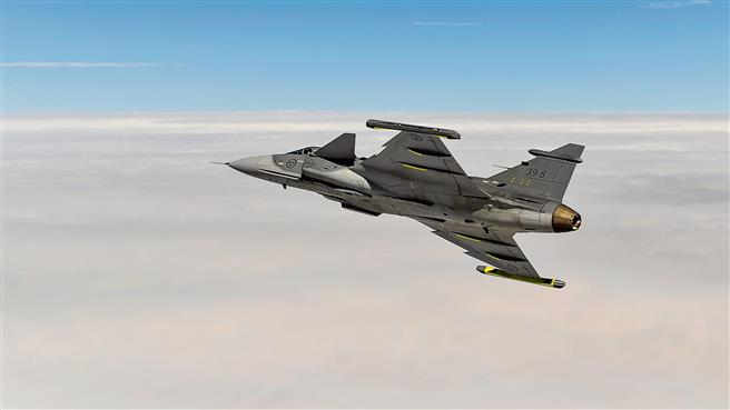 To Make 'Gripen' Jets, Swedish Firm Looks for Partners in India