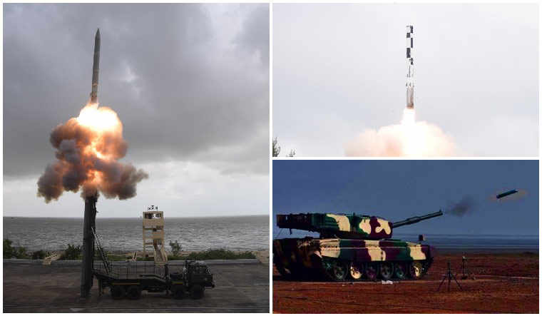 India's Missile Scientists in Top Gear with Six Successful Tests in Five Weeks