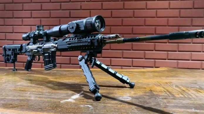 Indian Army's Russian Dragunov Sniper Rifle Could Soon Get Long-Awaited Upgrade