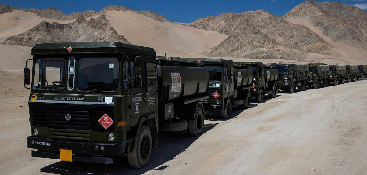 How Does the Indian Army's Winter Deployment in Ladakh Fare Against the PLA's?