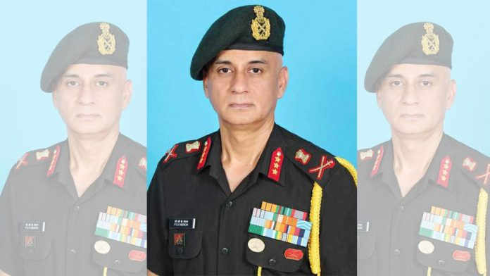 Ladakh's 'Fire & Fury' Corps gets New Commander in Lt Gen PGK Menon Amid China Tensions