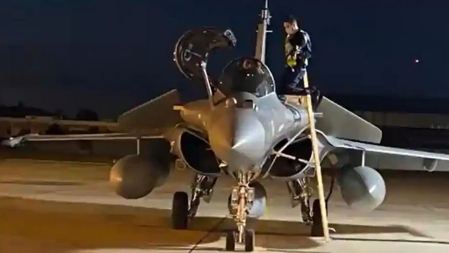 Indian Rafale fighter jet adds Hammer stand-off weapon to its lethal arsenal