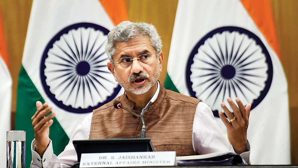 Jaishankar highlights Pakistan's role in terror, calls it 'egregious example of state-sponsored cross-border terrorism'