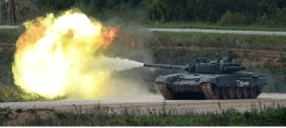 Sanction for Development of Tank Ammunition placed on Private Sector