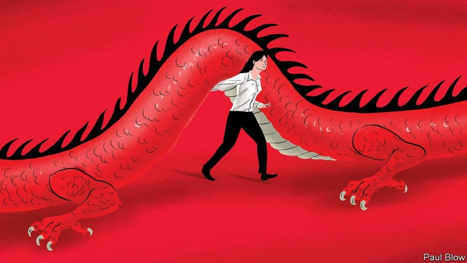 Why commercial ties between Taiwan and China are beginning to fray