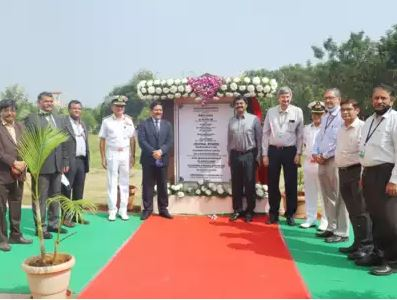 BDL delivers first Varunastra to Indian Navy