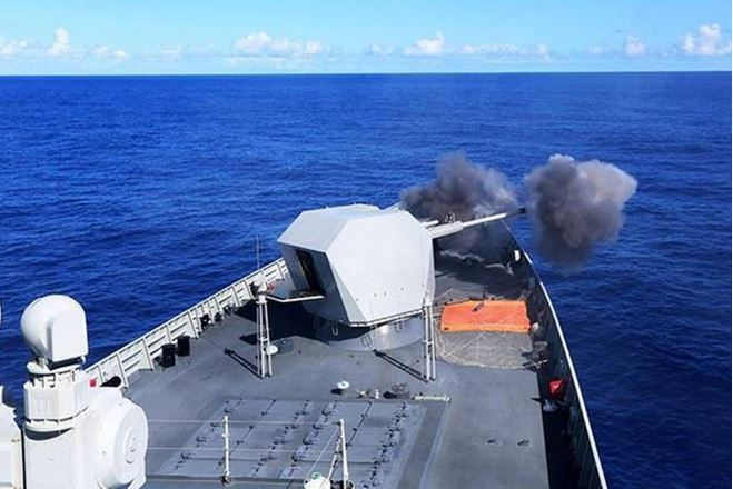 Chinese Juggernaut From IOR To The Pacific: 'Time To Check Lest It Reaches Irreversible Proportions'