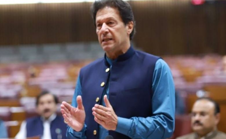 Pakistani TV Asks If It's Time To Accept Israel. The Answer Is Above Imran Khan's Paygrade
