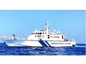 Indian Coast Guard Ship C-452, Designed and Built by L&T, to be Commissioned Today