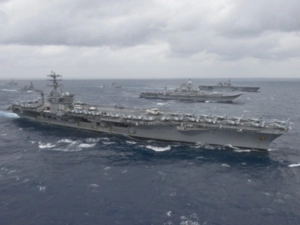 First Phase of Malabar Exercise Involving India, USA, Japan and Australia to Begin on Tuesday