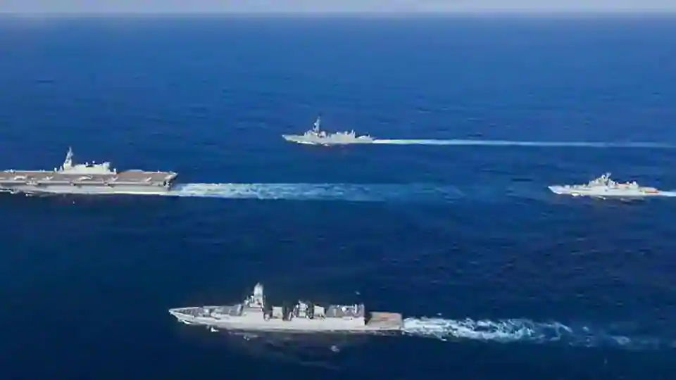 Upset After Australia's Participation in Malabar Exercise, China Warns of Economic Damage