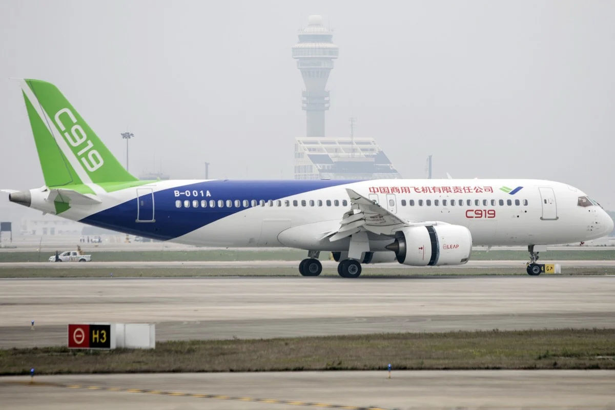 Roll-Out of China's Home-Grown Passenger Jet Still Up in the Air as US Tech Restrictions Expected to Persist Under Joe Biden