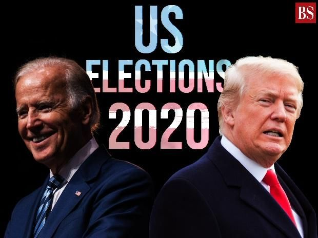 US Election Results 2020 LIVE: Trump and I can't Decide Outcome, Says Biden