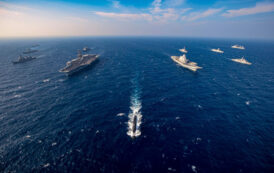 Multinational Maritime Exercise Malabar: Growing Joint Task Force Operations