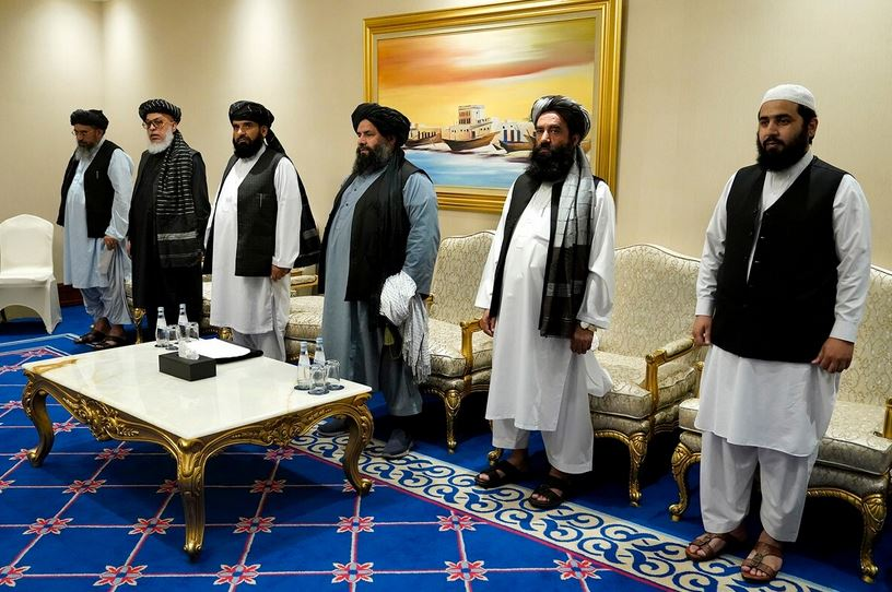 Negotiators for Taliban, Afghan government agree Islamic law to guide peace talks