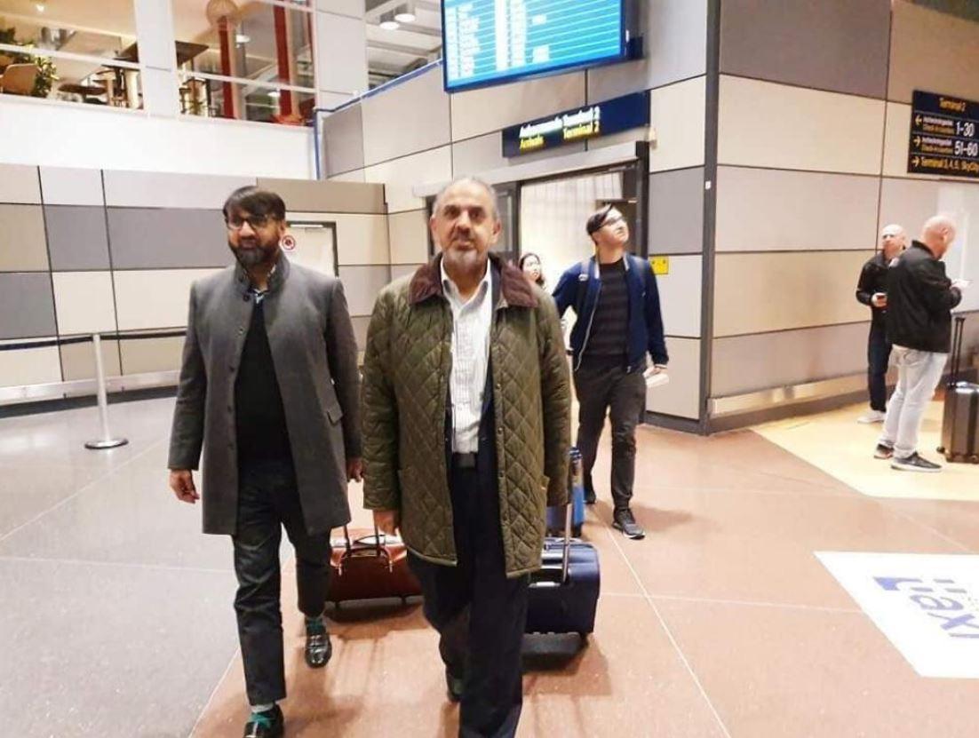 Pak using European Members of Parliament against India