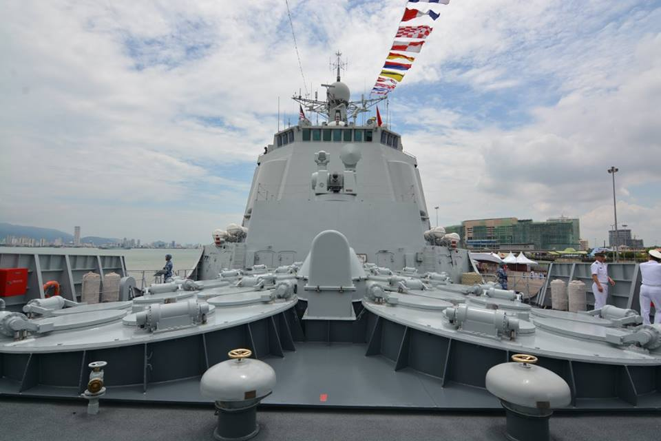 China's Navy sets sights afar, but is its growth sustainable?
