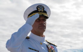Pacific Fleet Commander may be Nominated to Lead Indo-Pacific Command, Report Says