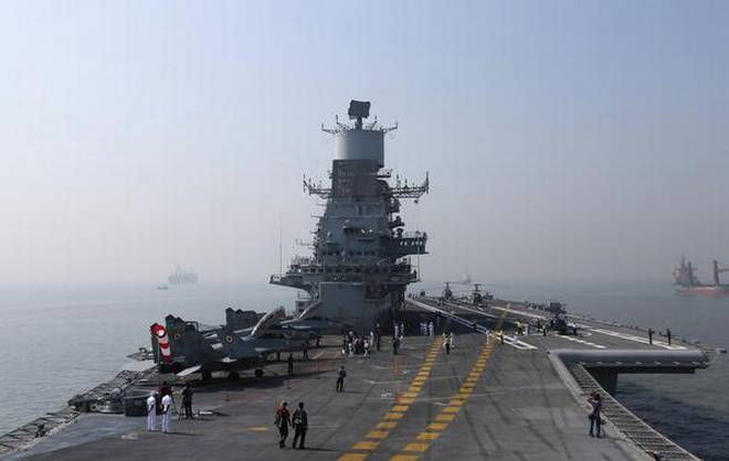 Indian Navy Wants to Join IAF in Fighter Jet Shopping