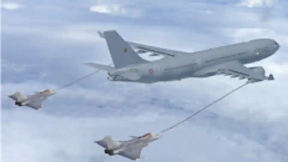 India Considers French Offer of Six Airbus Multi-Role Mid-Air Refuellers
