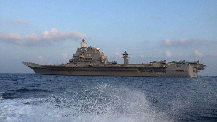 With China Factor in Play, Modi Govt Now Open to Navy's Third Aircraft Carrier Demand