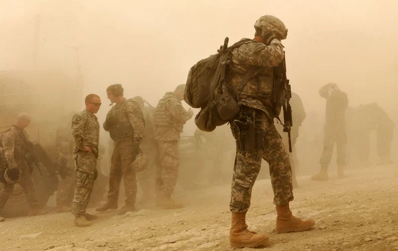 I Commanded NATO Forces in Afghanistan. Here's How We Could End This 'Forever War'