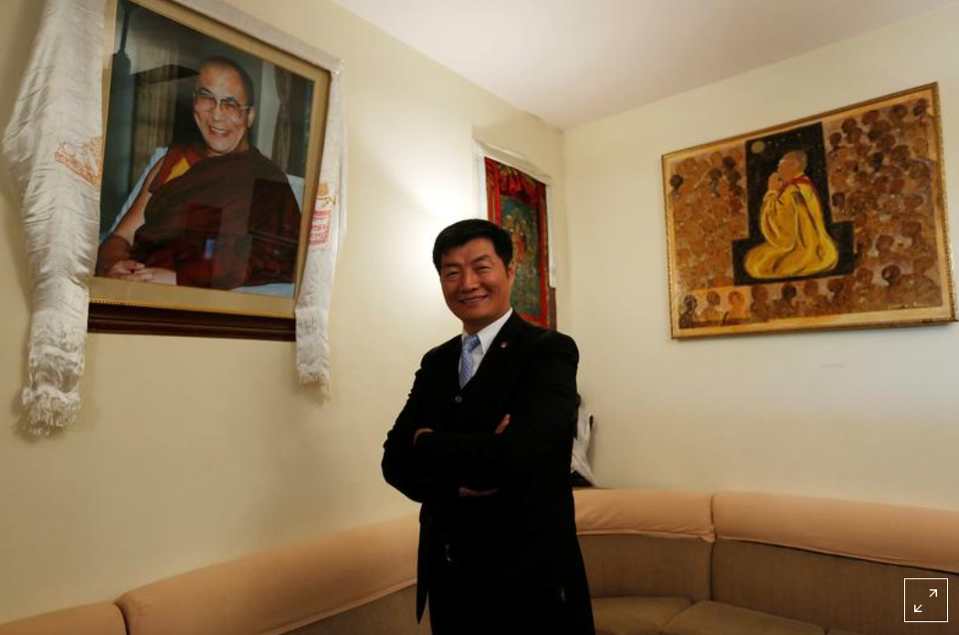 Tibetan Leader Welcomes U.S. Bill that Reaffirms Rights, Angering China