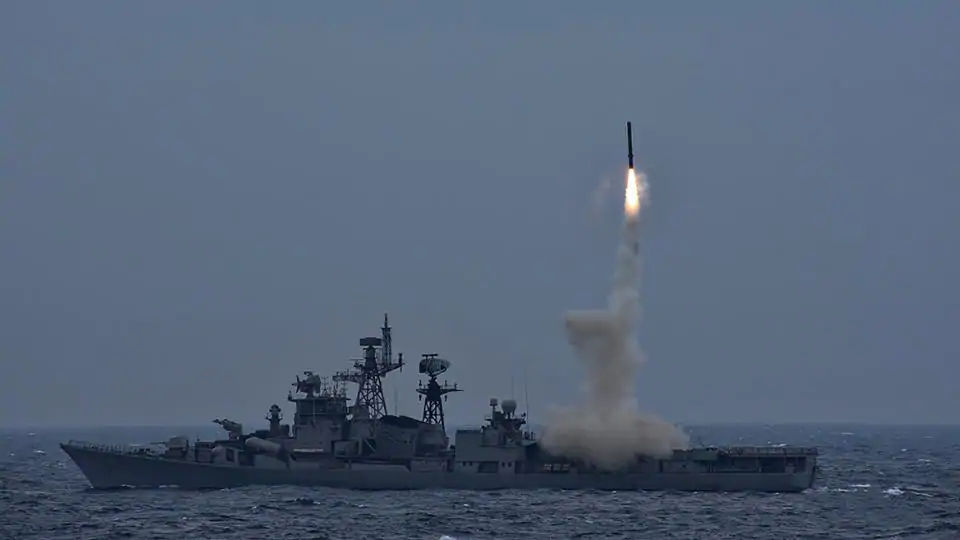 Indian Navy to Acquire 38 Extended Range BrahMos Missiles for New Warships Soon