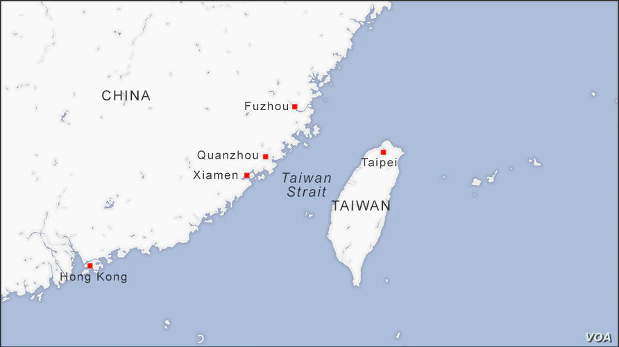 Taiwan Sends Ships, Aircraft as Chinese Carrier Passes Island