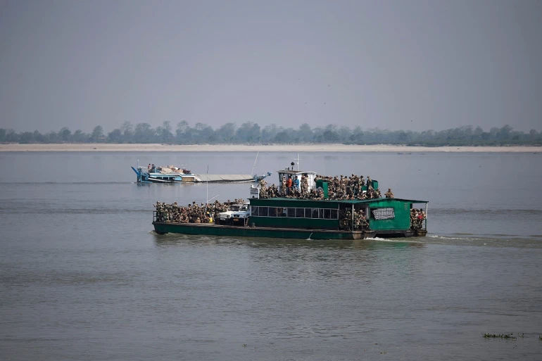 India Plans Dam on Brahmaputra River Against Chinese Projects