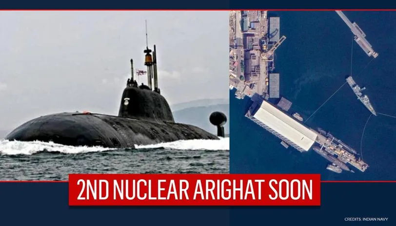 Indian Navy to Get Bigger, Improved and Better-armed SSBN ARIGHAT Early Next Year