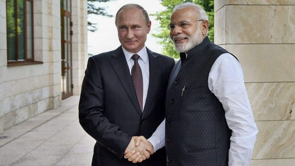 India-Russia Annual Summit Postponed for 1st Time in Two Decades Amid Moscow's Unease with Quad