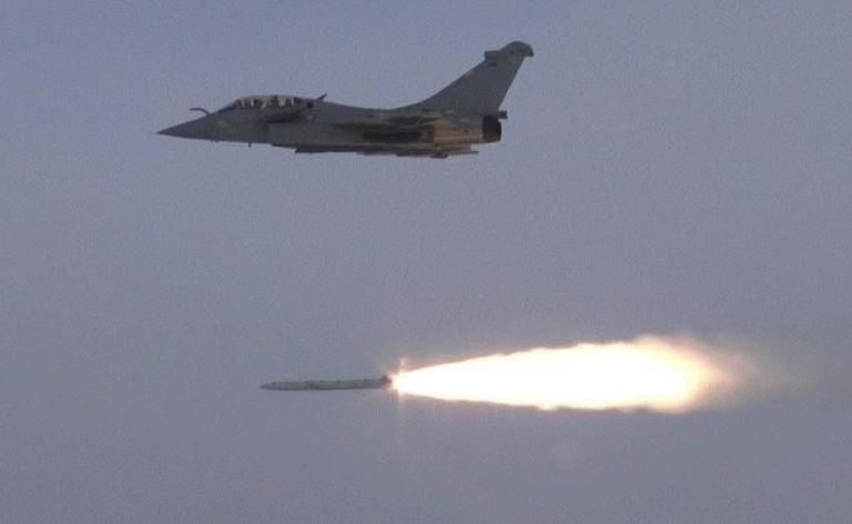 France conducts improved ASMPA nuclear missile test shot from Rafale