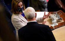 Pelosi calls to invoke 25th Amendment for Trump's removal