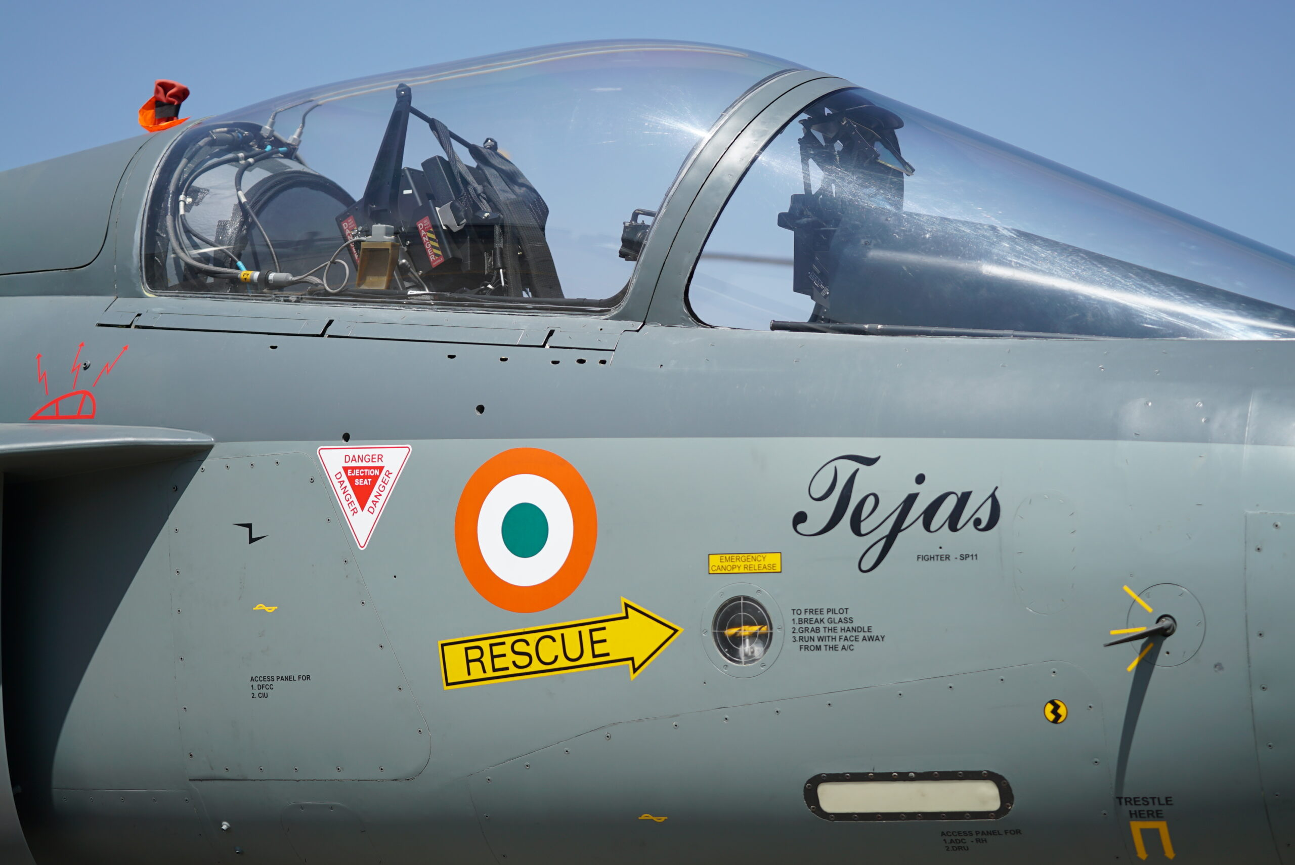The Untold Story of LCA Tejas Journey