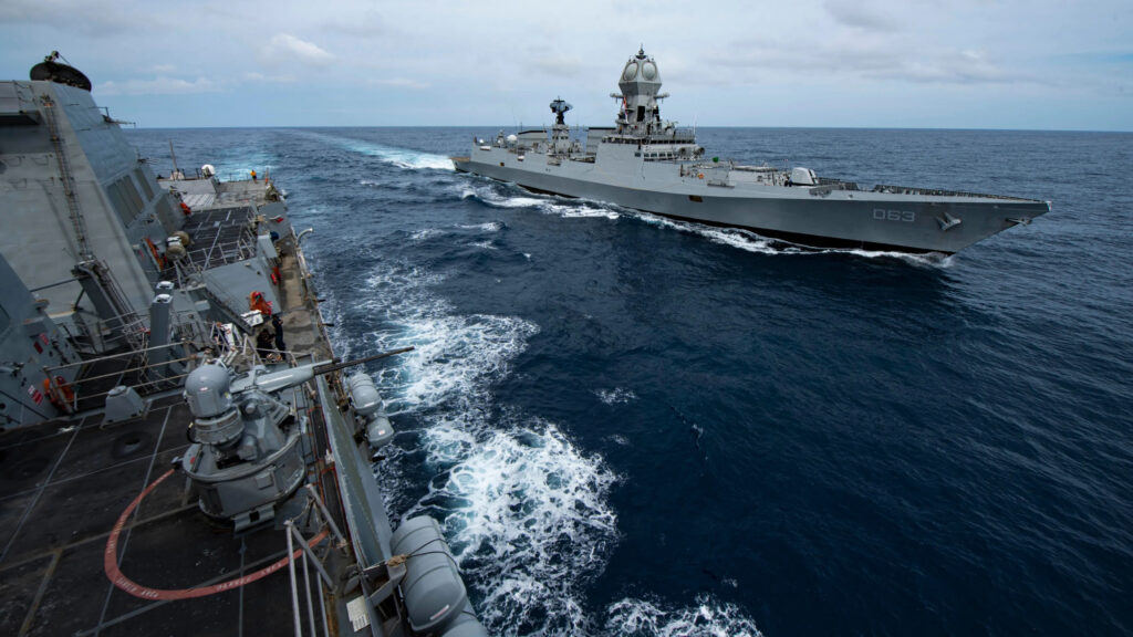 Biden Must Not Let the Indian Ocean Slip Away Like the South China Sea