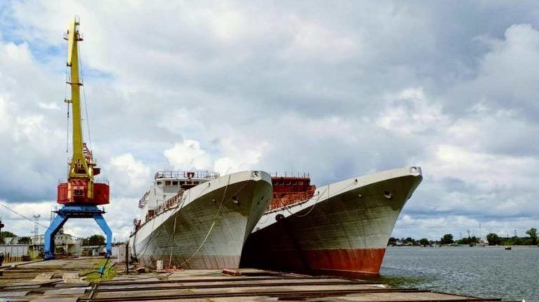 India Gets Ukrainian Engines for Its Stealth Frigates, Sends them to Shipbuilder in Russia