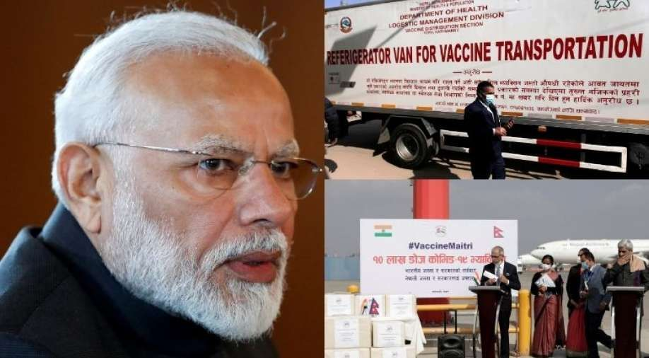 India's Vaccine Diplomacy Earns Praise from South Asian Neighbours as Chinese Dominance Declines