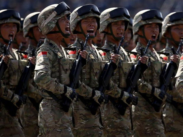 Chinese Military Personnel to Get 'Bumper' Pay Hike: Media Report