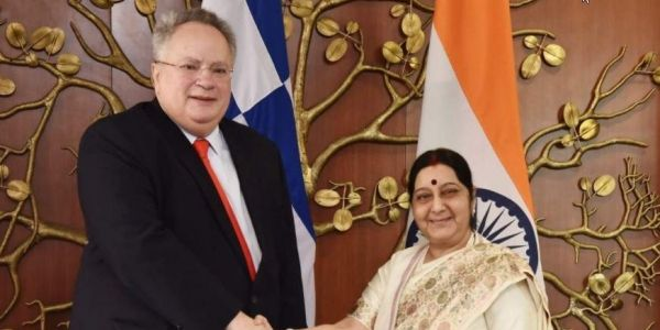 Greece keen to Deepen Ties with India, Supports India's UN Permanent Membership Bid